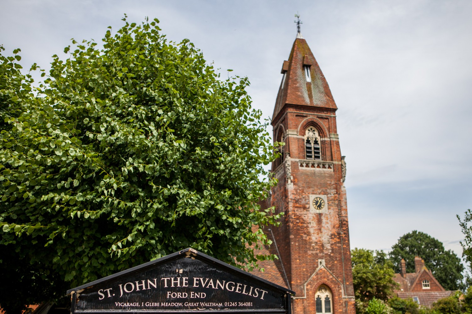Image of St John's, Ford End