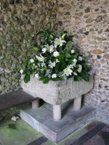 Image of Norman font